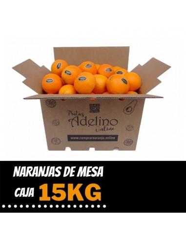 Naranja de Mesa 15Kg