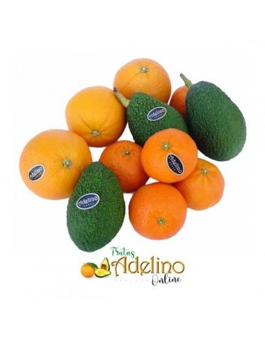 Caja Mixta Naranjas de Mesa +...