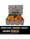 Caja Mixta Naranjas de Mesa + Mandarinas y Aguacates