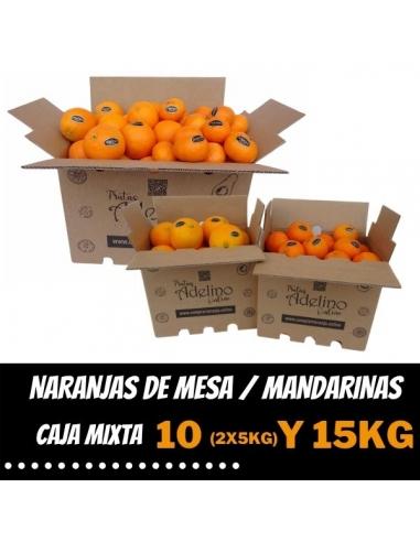 Caise Combinée d'oranges de table et...