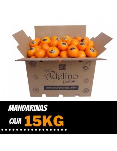 Mandarines 15 kg